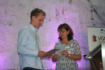 VGCT Förderpreis für Lehrling Mads-Holst Jensen